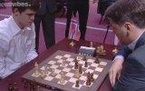 Carlsen vs. Morozevich  Yüksek Heyecanlı Satranç Karşılaşması