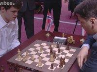 Carlsen vs. Morozevich - Yüksek Heyecanlı Satranç Karşılaşması