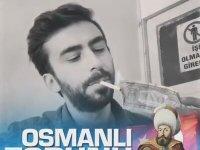 Dolar ile Sigarasını Yakan Osmanlı Torunu