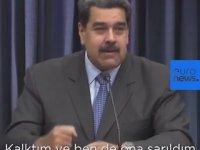 Nicolás Maduro'nun Nusret Savunması