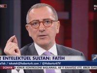 Fatih Altaylı'nın Kadir Mısıroğlu Sorusuna Verdiği Cevap