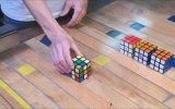 Kendini Çözebilen Rubik Küp