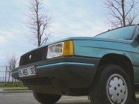 Renault 9 Spring - Bir Tur Versene (40 bin km'de)