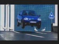 Renault Clio Symbol Reklamı (2000)