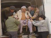 Halil Pazarlama'nın Tekerlekli Sandalye ile İmtihanı - Bizimkiler