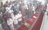 Endonezya'da Depreme Camide Yakalanan Cemaat