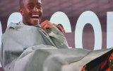 Kendini Dürüm Yaparak Gol Sevinci Yaşayan Futbolcu