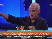 Türk Futbolunun Falına Bakan Ahmet Çakar (Seviyeli Program)