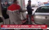 Pompacılardan 1 Liralık Benzin İstemek