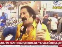 A Haber'e Ayrı Halk TV'ye Ayrı Konuşan Esnaf