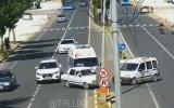 Ambulansa Kaza Yaptıran Sürücü