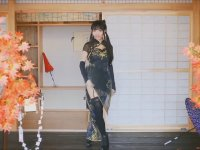 Ölümüne Dans Eden Asyalı Hatun - Gokuraku Jodo