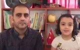Suriyeli Baba ve Kızından Türklere Mesaj