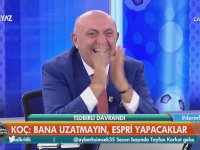 Gökmen Özdenak'ın Ahmet Çakar'a Kapağı Takması