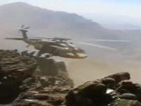 Kahraman Skorsky Pilotumuzun Tahliyesi