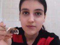 Banu Berberoğlu Yemek Yiyor (Cringe)
