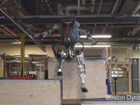 Boston Dynamics - Atlas - Parkur Koşusu