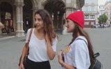Türkçe Konuşarak Alman Kızlarını Öpmek