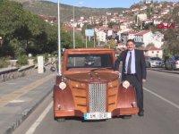 Atatürk'ün Aracının Benzerini Yaptıran Çamlıdere Belediye Başkanı