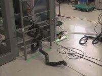 Basamak Çıkabilen Yılan Robot