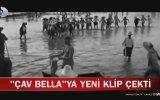 Hilal Cebeci'nin Çav Bella'ya Yeni Klip Çekmesi