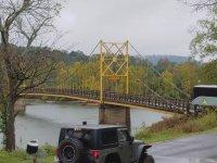 Köprü Ağırlık Sınırını Yok Sayan Otobüs
