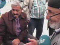 Sultanbeyli'de Dokuztaş Oynayan Yaşlılar
