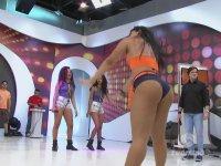 Brezilya'da Sıradan Bir Sabah Programı (Dançarinas do Joao)