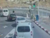 İsrailli Askeri Öldürmeye Giden Filistinlinin Öldürülmesi (+18)