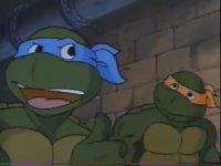 Ninja Kaplumbağalar VHS Kaset Reklamları