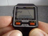 Casio GD8 - Araba Yarışlı Saat