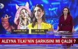 Dua Lipa'nın Aleyna Tilki'nin Şarkısını Çalması