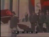 Atatürk'ün Naaşının Anıtkabir'e Nakil Töreni Görüntüleri