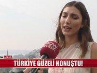Estetik İtirafında Bulunan Türkiye Güzeli Şevval Şahin