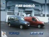 Fiat Doblo'nun İlk Reklam Filmi (2001)