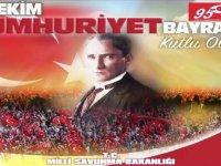 TSK - 29 Ekim Cumhuriyet Bayramı 95. Yıl Özel Klibi