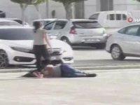 2 Genç Kızın Kavgası - Antalya
