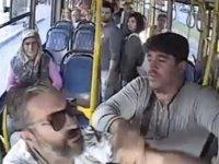Halk Otobüsünde Burun Kırılmasıyla Sonuçlanan Kavga