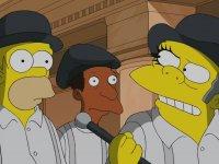 The Simpsons'ın Stanley Kubrick'i Anması