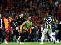 Galatasaray-Fenerbahçe Maç Sonu Kavgası
