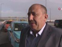İstanbul Havalimanı'nda Taksicilerin Ücretsiz Yolcu Taşıması