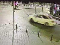 Taksicinin Brezilyalı Turisti Gasp Edip Aşağıya Atması