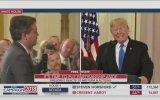 CNN Muhabirini Yine Yerine Oturtan Donald Trump İngilizce İçerir