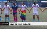 LGBT Üyelerinin Futbol Turnuvası  LiGay