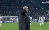 Mourinho'nun Juventus Tribünlerini Ayar Etmesi