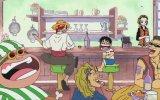 Shanks'in Luffy ile Dalga Geçmesi