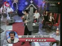 Tamburam Rebap Oldu - Müslüm Gürses (Flash Tv Baba Show 2009)