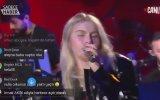 Aleyna Tilki'nin Kulak Kanatan Yabancı Şarkı Performansı