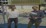 Hollandalı Bilim İnsanlarının Ürettiği Uçan Böcek Drone