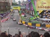 Feci Formula 3 Kazasının Seyirci Çekimi
